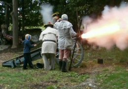 Cannon fire demo