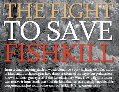 the fight to save Fishkill